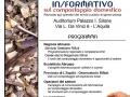Seminario informativo L'Aquila web